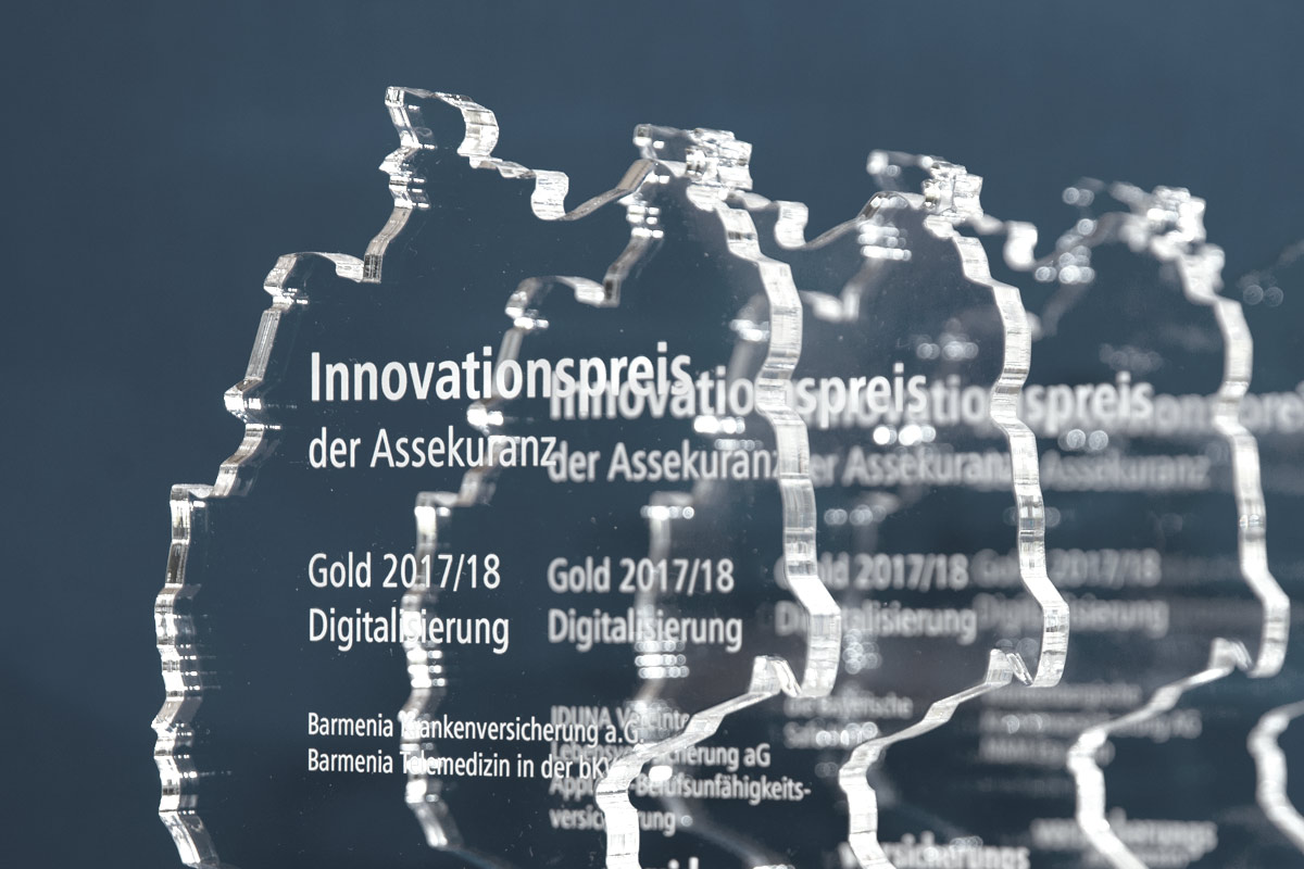 Innovationspreis der Assekuranz